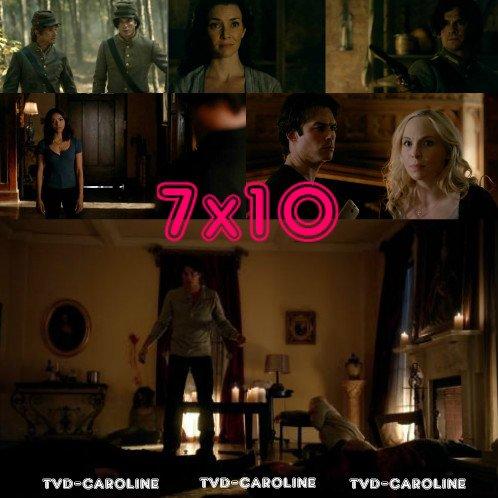 épisode 10 saison 7