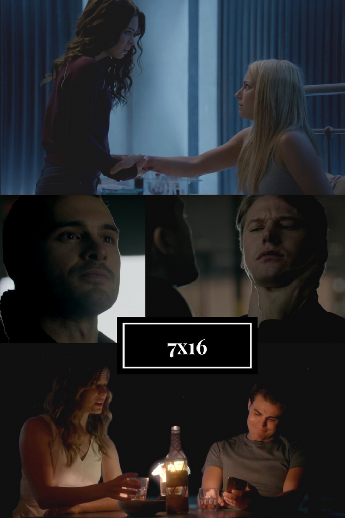épisode 16 saison 7: