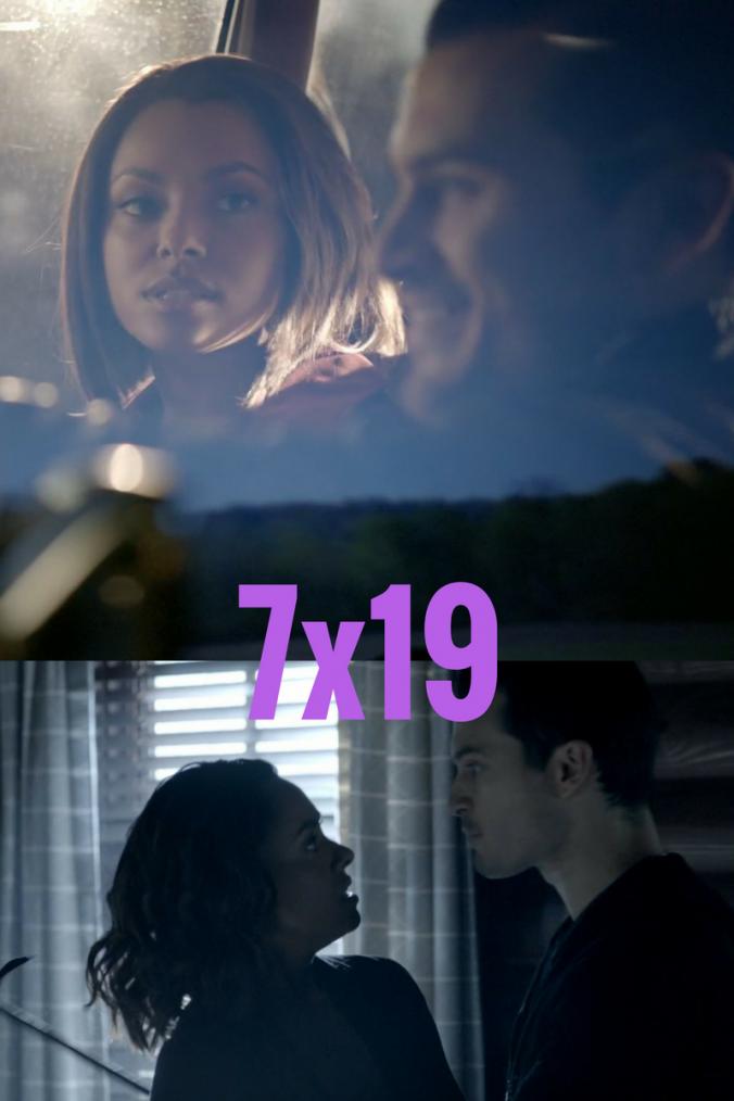épisode 19 saison 7: