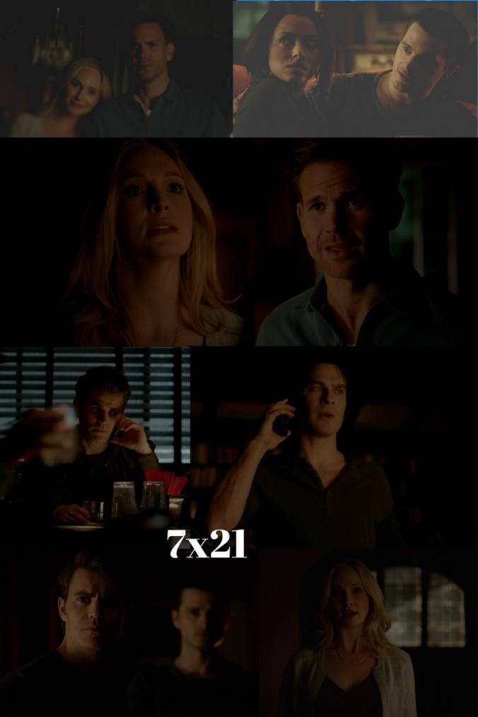 épisode 21 saison 7