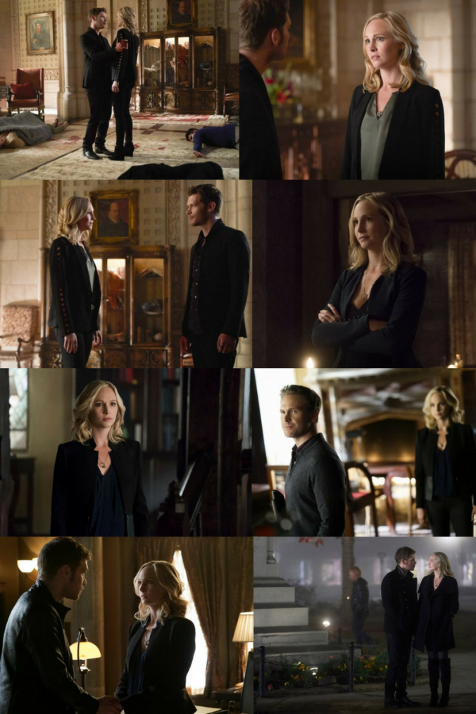 CAROLINE stills the originals saison 5