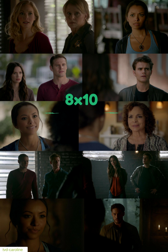 épisode 10 saison 8