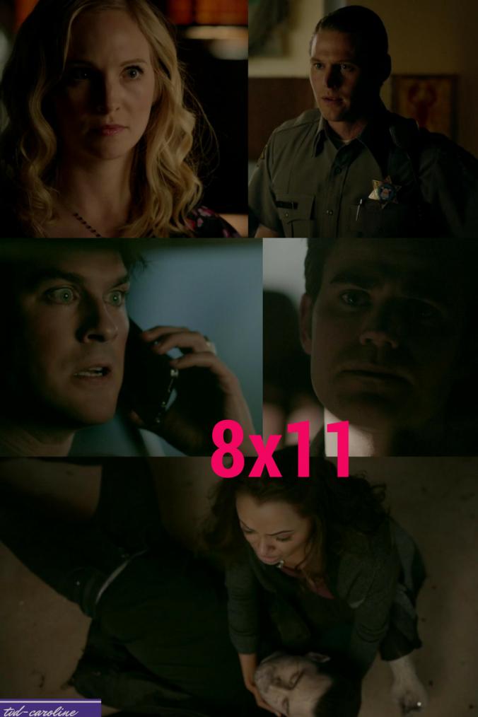 épisode 11 saison 8