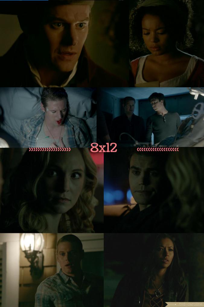 épisode12 saison 8