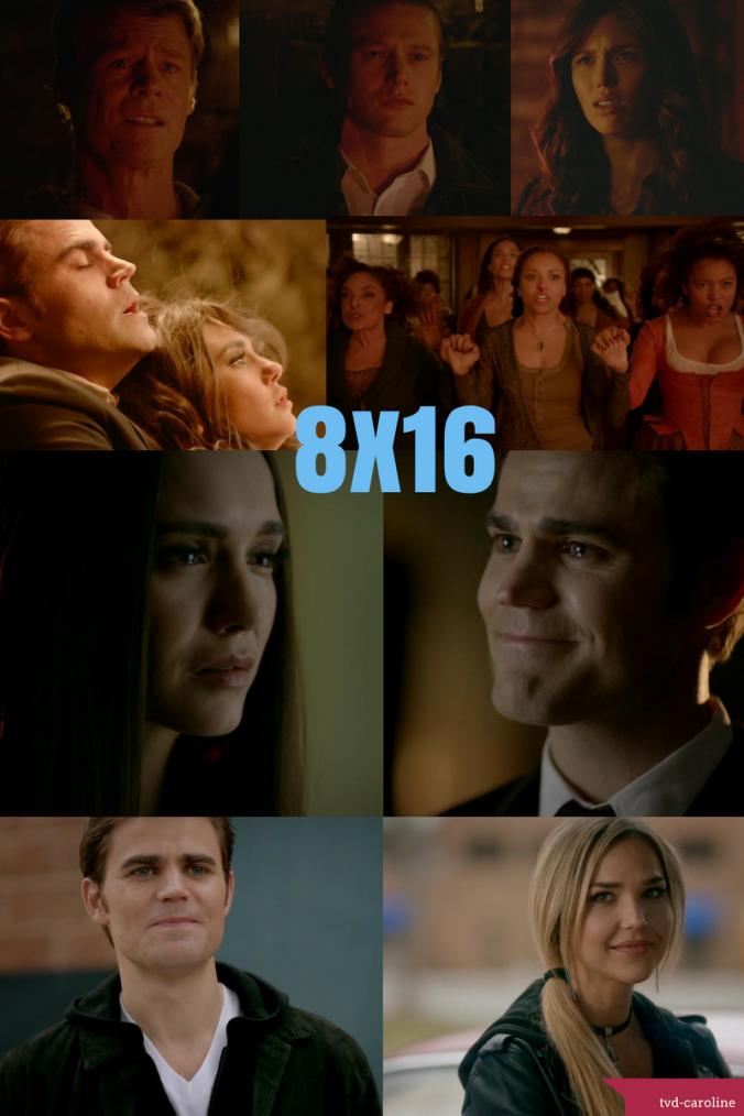 épisode 16 saison 8