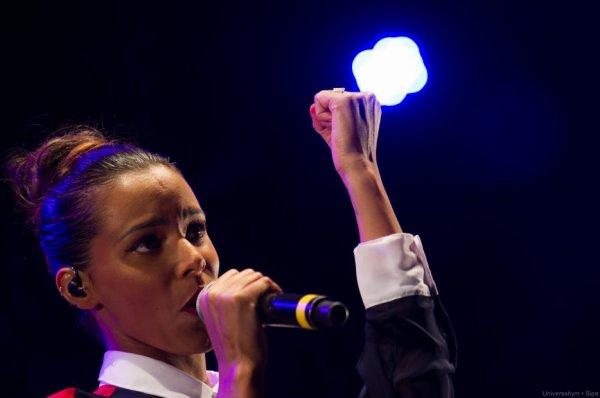 Shy'm Nrj Music Tour Bordeaux 2eme Partie