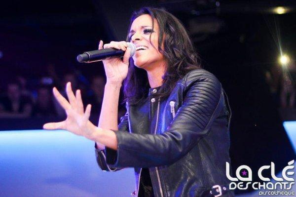 02.12.2011 - La Clé Des Chants - Shy'm