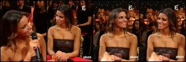 25/02/12 : Shy'm aperçu dans l'émission Le Plus Grand Cabaret du Monde