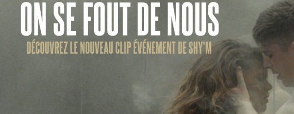 SHY'M - On se fout de nous [Clip officiel HD]