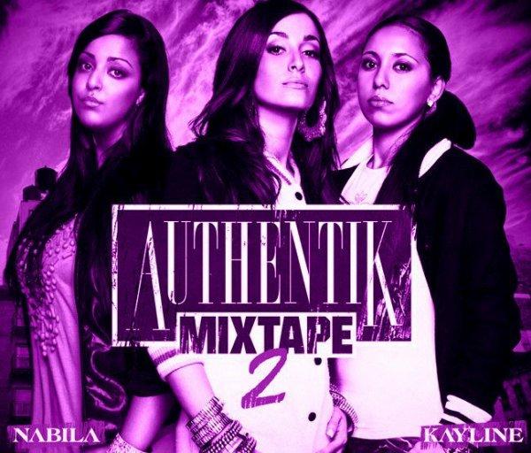 Authentik Mixtape 2 / Kenza Farah feat Kayline and Nabila--KarismaFuckYou (2012)