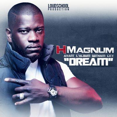 "HMAGNUM FEAT KENZA FARAH UNE LARME ""EP ""DREAM"" DISPO LE 21 MAI"