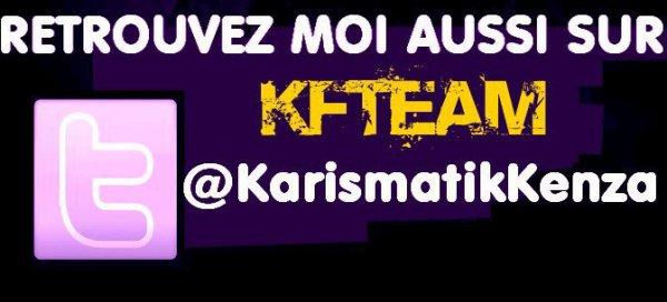 @KarismatikKenza #KFteam