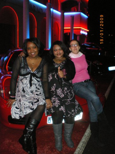 3 Brunes Divines !!!
