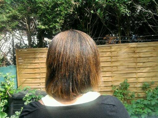 Cheveux couleur Miel pour la rentrée !!!!!