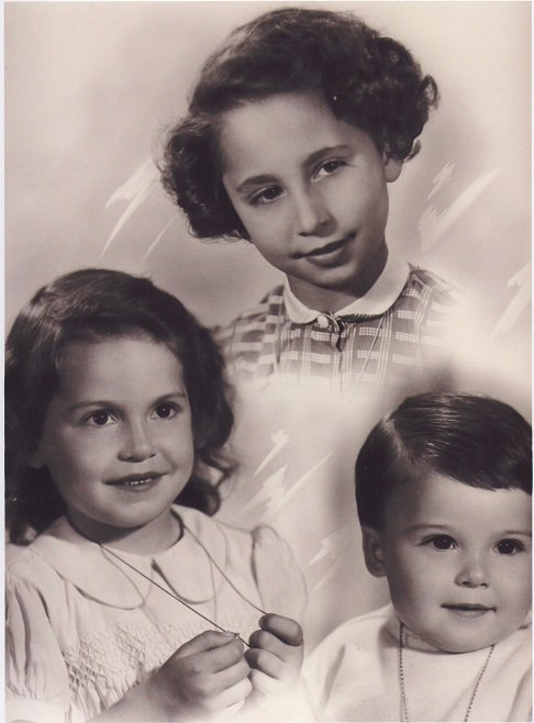 les 3 anges de ma Maman