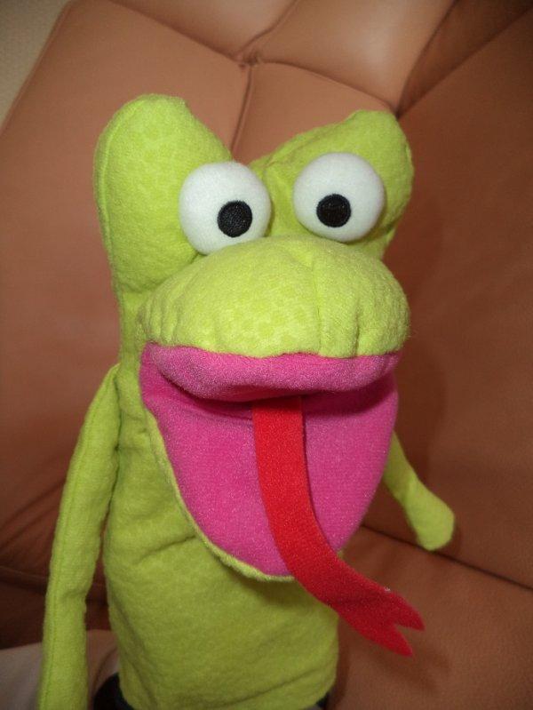28 MAI épisode 1 :Foi de grenouille ...