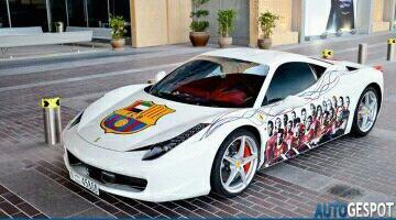 La voiture de mes rêves les plus LOCOO :$
