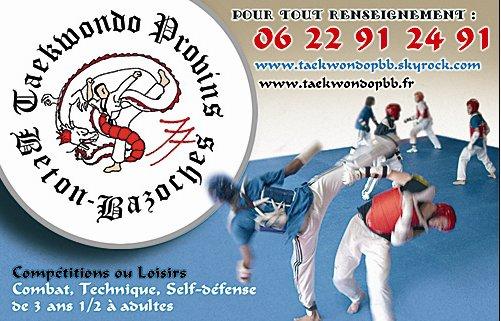 Club Taekwondo Provins Beton-Bazoches 77