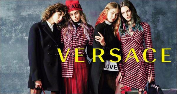 ▬DécouvrezGigi Hadid photographiée par Bruce Weber pour « Versace Fall/Winter 2017 », un top! C'est également aux côtés des mannequins Taylor Hill,Vittoria Ceretti et Mica Ganaraz que notre belle Gigi Hadid a posé. Alors, top, flop?