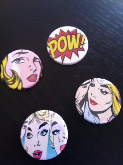 Les bagues / broches
