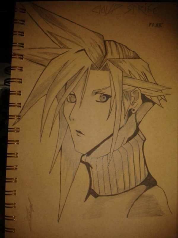 Cloud Strife :D