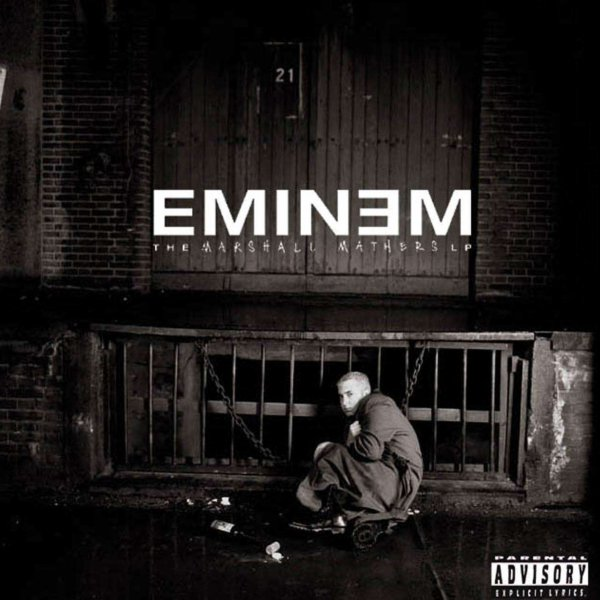 The Marshall Mathers LP / Eminem feat. Bizarre - Amityville (2000)