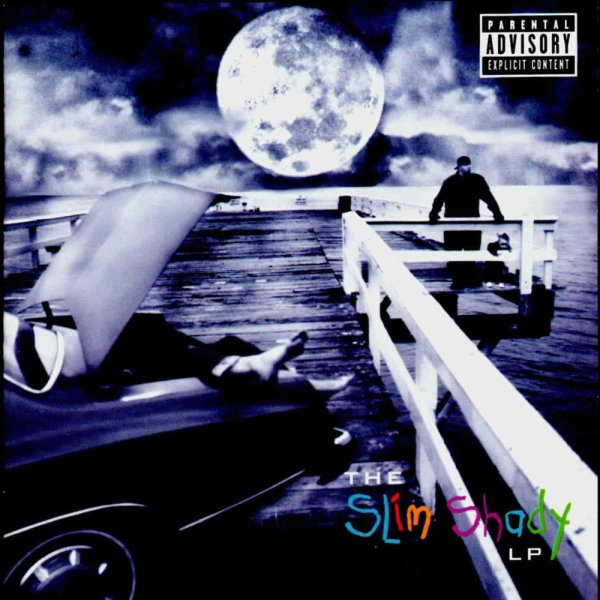 The Slim Shady LP / Eminem - Rock Bottom (1999)