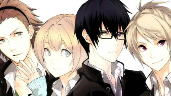 Prince of Stride ; Alternative