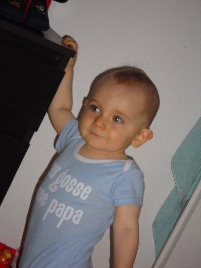 mon petit ange 1 ans