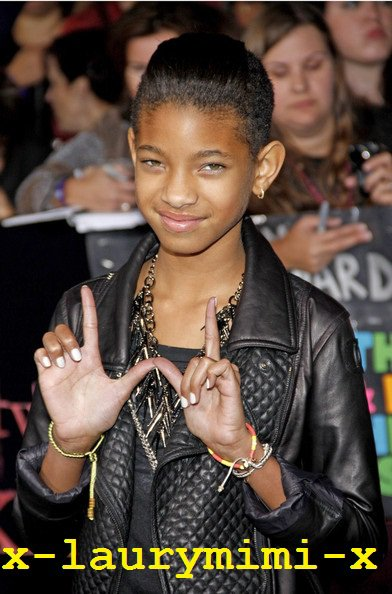 "Willow Smith : «The Twilight Saga: Breaking Dawn"" World Premiere 4"