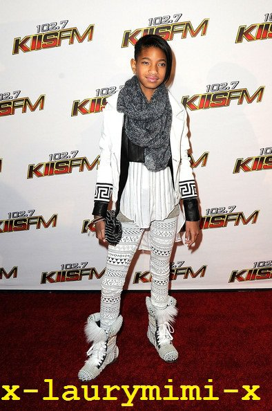 Willow Smith KIIS FM Jingle Ball 2011 - Arrivées 1