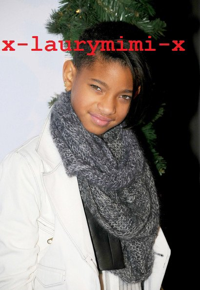 Willow Smith KIIS FM Jingle Ball 2011 - Arrivées