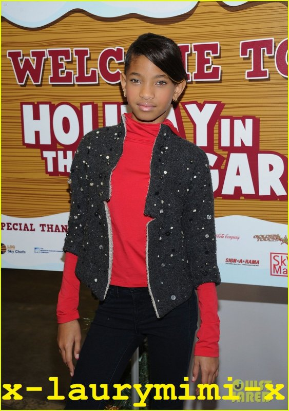 Will & Willow Smith: vacances dans le hangar! 1