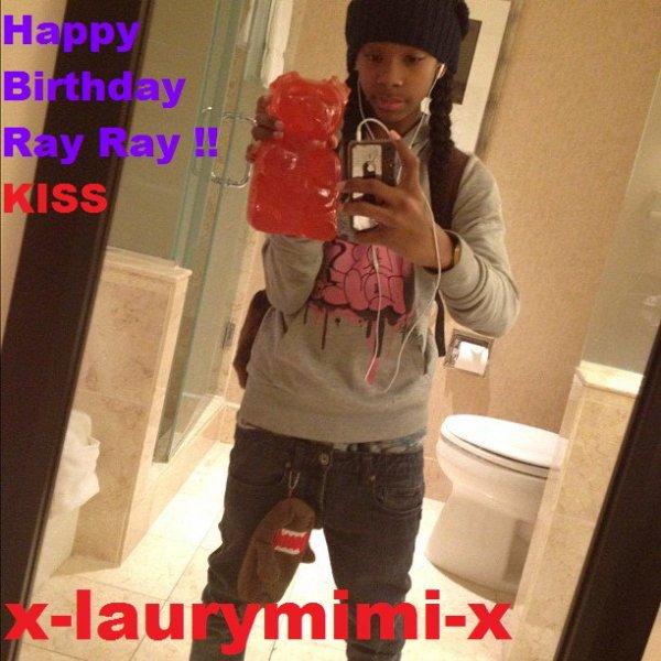 HAPPY BIRTHDAY RAY RAY !!!!
