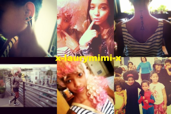 Tofs Perso De Willow Smith 55