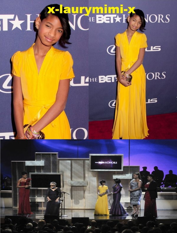 Willow Smith au BET honord 2012 et Arrivant a l'aéroport de LAX