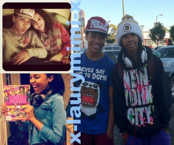 Mindless Behavior Secret Concert Stops in Houston  et des Photos