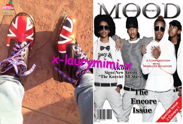 Mindless Behavior Interview T4 2012