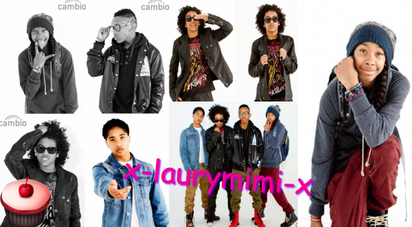 Mindless Behavior 23