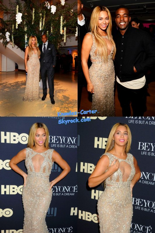 Beyoncé Knowles HBO