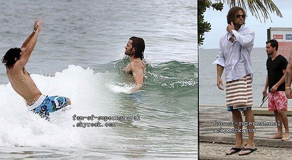 Jared à Rio
