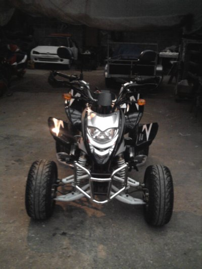 new quad