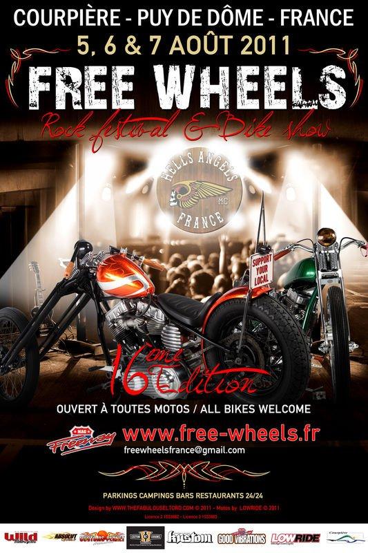 FREE WHEELS 2011