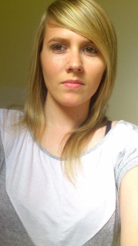 Je suis blonde mes pas conne :p
