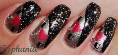 """nail art """"anglais"""""""