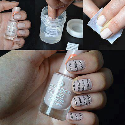 Tu nail art ♥