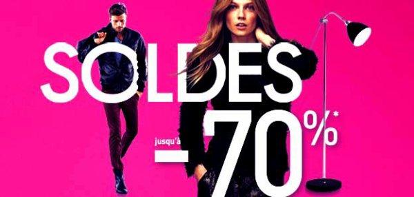 Les SOLDES !!!!!!!!!!!! :) ♥ .