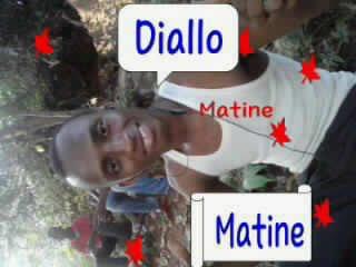 La tribune de ABDOUL MATINE DIALLO