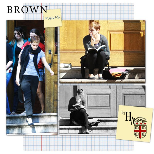 La vie à Brown
