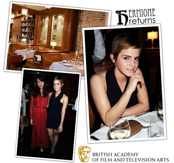 Pre-BAFTA Party = vendredi 11 février